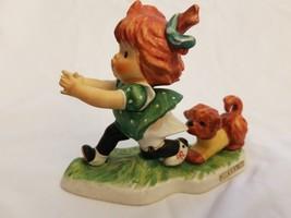 """Goebel 1957 TMK4 Charlot BYI - Redhead chased by dog """"E-E-E-ek"""" - $18.76"""