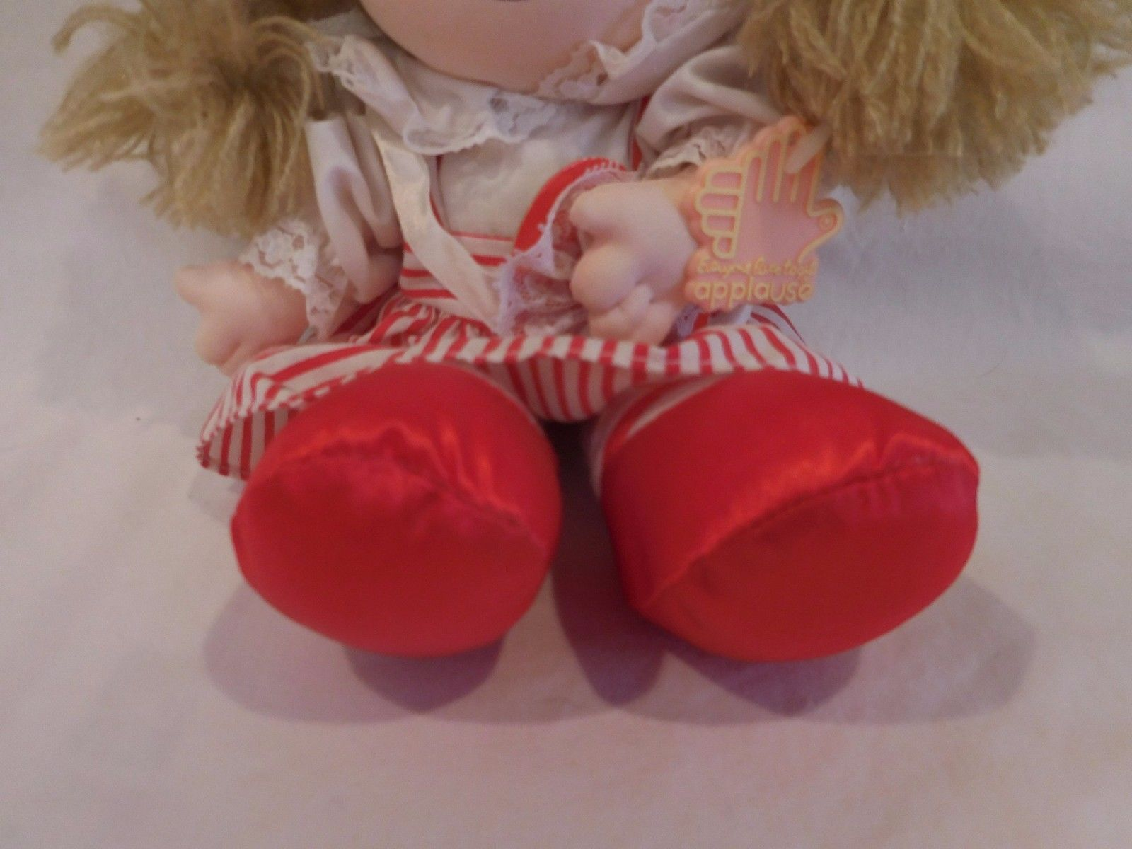 Precious Moments Melody Doll 1991 Valentines Day Limited Edition by Applause NWT