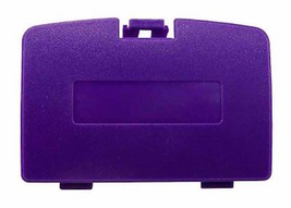 New GRAPE PURPLE Battery Cover Game Boy Color System GBC Replacement Lot of 10 - $22.81