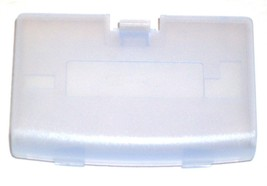 New GLACIER Battery Cover Game Boy Advance System GBA Replacement Door L... - $8.86
