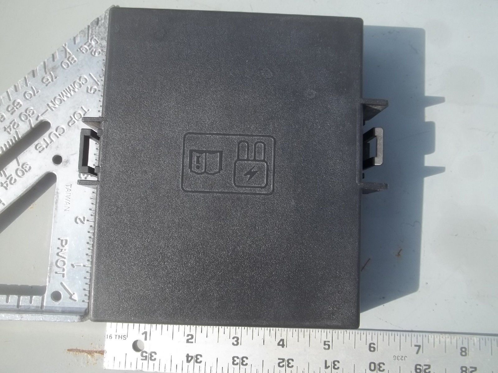 2014 Ford Focus Fuse Box Cover Lid And Similar Items S L1600