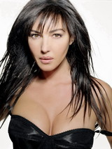 Monica Bellucci Sexy Breasts Print 32x24 POSTER - $13.95