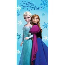 Disney Frozen Beach Towel - $24.98