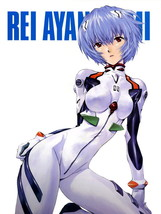 Rei Ayanami Neon Genesis Evangelion Anime Manga... - $13.95