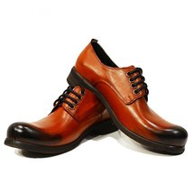 Modello Gerardo - 44 EU - Handmade Colorful Italian Leather Unique Men's Shoes - $149.00