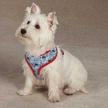 Casual Canine ZA3440 08 19 Toughdog Harness, X-Small, Blue - $27.98