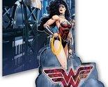 Wonder Woman Cityscape SceneMaker Diorama Display