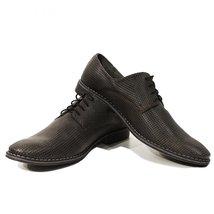 Modello Giustino - 41 EU - Handmade Colorful Italian Leather Unique Men's Shoes - $149.00