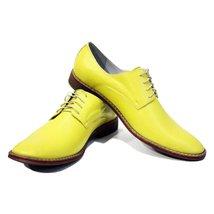 Modello Mazara - 40 EU - Handmade Colorful Italian Leather Oxfords Unique Lac... - $149.00