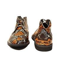 Modello Dionigi - 43 EU - Handmade Colorful Italian Leather Unique Men's Shoes - $149.00