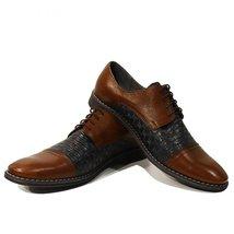 Modello Scipione - 40 EU - Handmade Colorful Italian Leather Unique Men's Shoes - $149.00