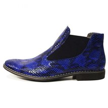 Modello Otmaro - 43 EU - Handmade Colorful Italian Leather Unique Men's Shoes - $149.00