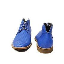 Modello Sisto - 45 EU - Handmade Colorful Italian Leather Unique Men's Shoes - $149.00