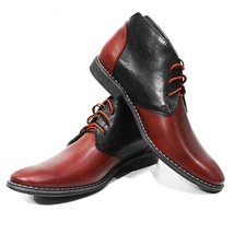 Modello Pacomio - 43 EU - Handmade Colorful Italian Leather Unique Men's Shoes - $149.00