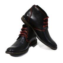 Modello Ferrara - 43 EU - Handmade Colorful Italian Leather Unique High Boots... - $149.00
