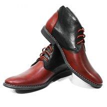 Modello Pacomio - 45 EU - Handmade Colorful Italian Leather Unique Men's Shoes - $149.00