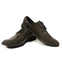 Modello Ettore - 45 EU - Handmade Colorful Italian Leather Unique Men's Shoes - $149.00