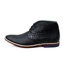 Modello Rieti - 45 EU - Handmade Colorful Italian Leather Unique High Boots L... - $149.00