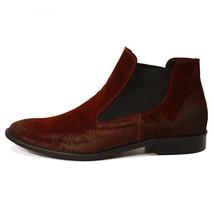 Modello Levi - 41 EU - Handmade Colorful Italian Leather Unique Men's Shoes - $149.00