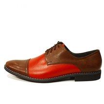 Modello Elia - 44 EU - Handmade Colorful Italian Leather Unique Men's Shoes - $149.00