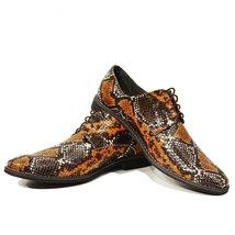 Modello Achille - 42 EU - Handmade Colorful Italian Leather Unique Men's Shoes - $149.00