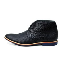 Modello Rieti - 40 EU - Handmade Colorful Italian Leather Unique High Boots L... - $149.00
