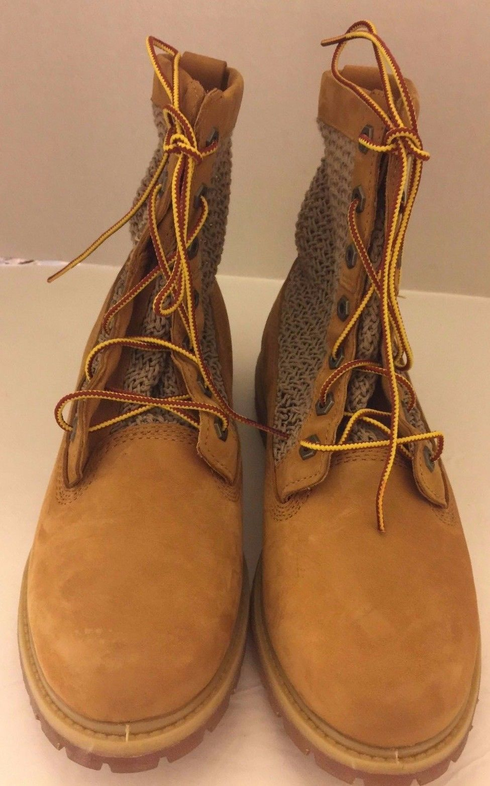 New Timberland Women Boots Lace Up Crochet and 50 similar items