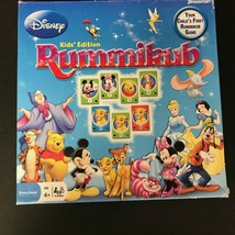 Disney Rummikub Kid's Edition Vintage 2009 by Pressman Great Condition Preowned - $21.66