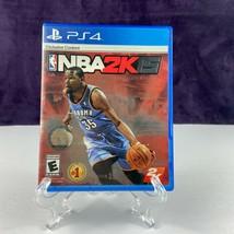 NBA 2K15 PS4 (Sony PlayStation 4, 2014) - $9.89