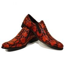 Modello Diavoletto - 44 EU - Handmade Colorful Italian Leather Oxfords Unique... - $149.00