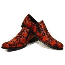 Modello Diavoletto - 45 EU - Handmade Colorful Italian Leather Oxfords Unique... - $149.00