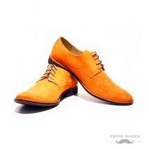 Modello Benvento - 45 EU - Handmade Colorful Italian Leather Oxfords Unique L... - $149.00