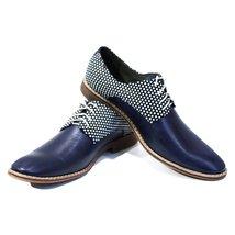 Modello Cavalieri - 44 EU - Handmade Colorful Italian Leather Oxfords Unique ... - $149.00