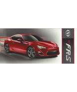 2013 Scion FR-S sales brochure folder US 3rd Edition Toyota FT 86 FRS - $10.00