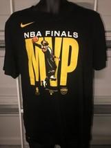 Nike The Nike Tee Lebron James NBA Finals MVP 2020 Size Large - $26.73
