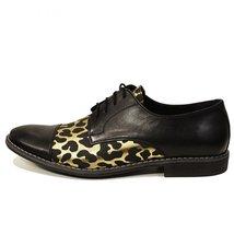 Modello Raffaello - 44 EU - Handmade Colorful Italian Leather Unique Men's Shoes - $149.00