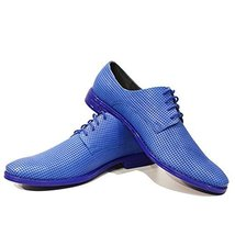 Modello Abele - 45 EU - Handmade Colorful Italian Leather Unique Men's Shoes - $149.00