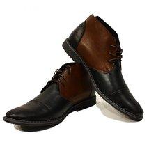 Modello Plinio - 42 EU - Handmade Colorful Italian Leather Unique High Boots ... - $149.00