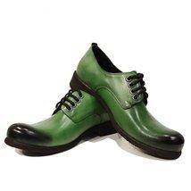 Modello Luca - 42 EU - Handmade Colorful Italian Leather Unique Men's Shoes - $149.00