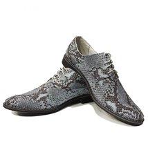 Modello Isidoro - 40 EU - Handmade Colorful Italian Leather Unique Men's Shoes - $149.00