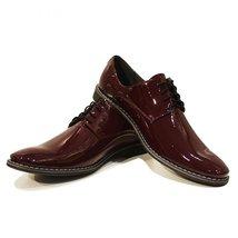 Modello Lucento - 44 EU - Handmade Colorful Italian Leather Oxfords Unique La... - $149.00