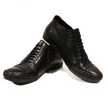 Modello Nicodemo - 45 EU - Handmade Colorful Italian Leather Oxfords Unique L... - $149.00