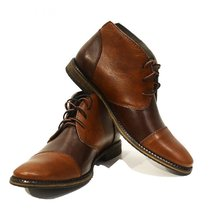 Modello Albero - 45 EU - Handmade Colorful Italian Leather Unique High Boots ... - $149.00