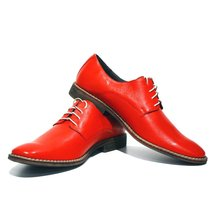 Modello Montegranaro - 45 EU - Handmade Colorful Italian Leather Oxfords Uniq... - $149.00