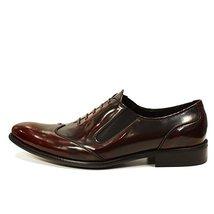 Modello Ildefonso - 45 EU - Handmade Colorful Italian Leather Unique Men's Shoes - $149.00