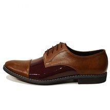 Modello Ernesto - 45 EU - Handmade Colorful Italian Leather Unique Men's Shoes - $149.00