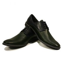 Modello Taddeo - 42 EU - Handmade Colorful Italian Leather Oxfords Uniqu... - $149.00