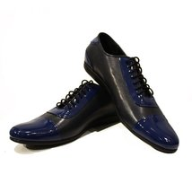 Modello Camillo - 44 EU - Handmade Colorful Italian Leather Oxfords Uniq... - $149.00