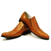 Modello Candido - 44 EU - Handmade Colorful Italian Leather Oxfords Unique La... - $149.00
