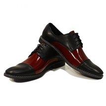 Modelo Maurizio - 40 EU - Handmade Colorful Italian Leather Unique Men's Shoes - $149.00